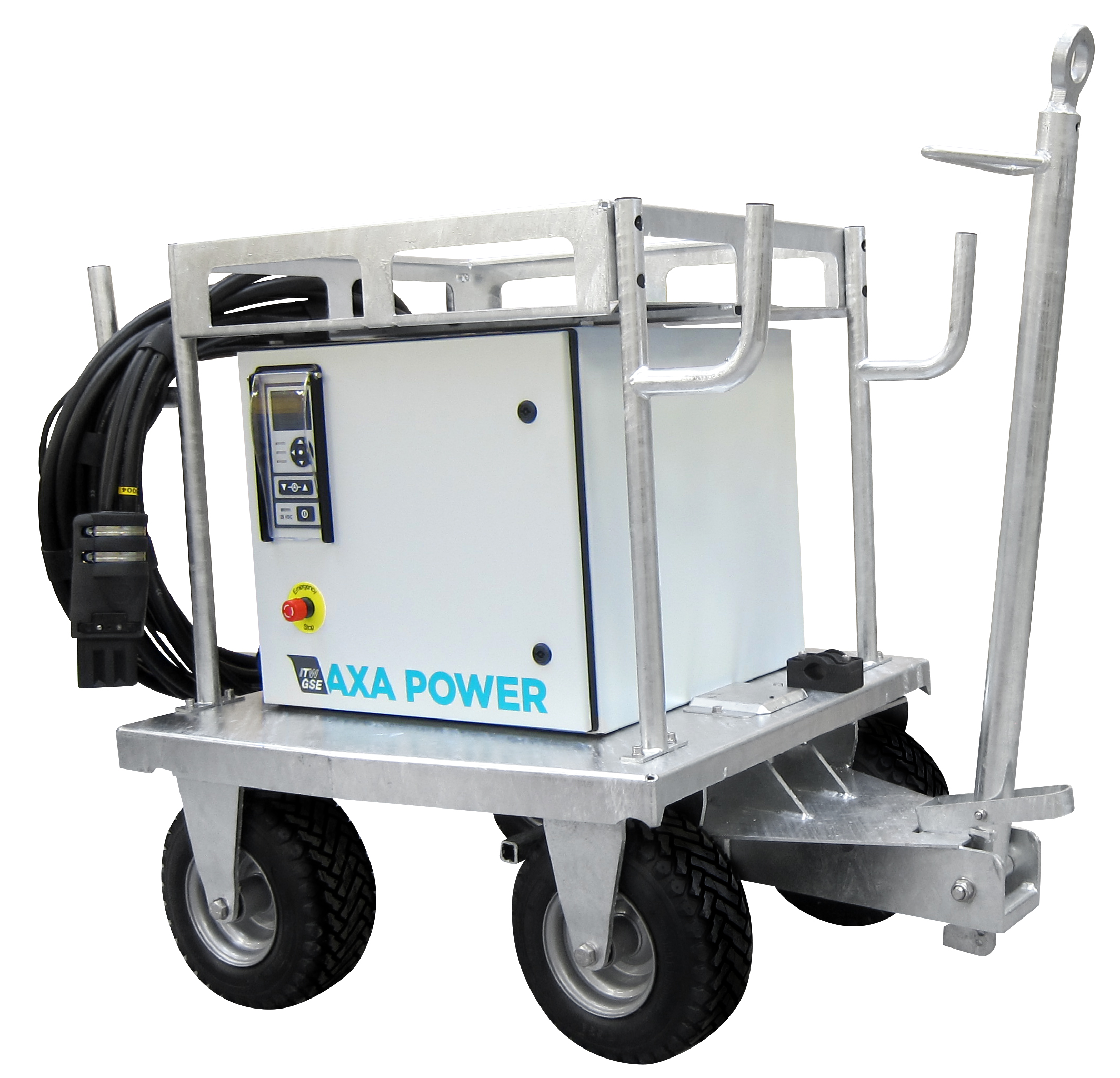 airport suppliers axa power aps ground power units for aircraft 400hz solid state units. Black Bedroom Furniture Sets. Home Design Ideas