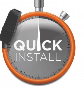 Axa Power Quick Install symbol