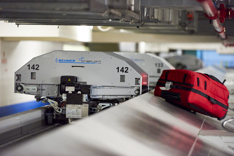 Airport Baggage Handling Systems Beumer Group