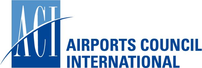 ACI - Airport Council International - The Voice of the Worlds Airports