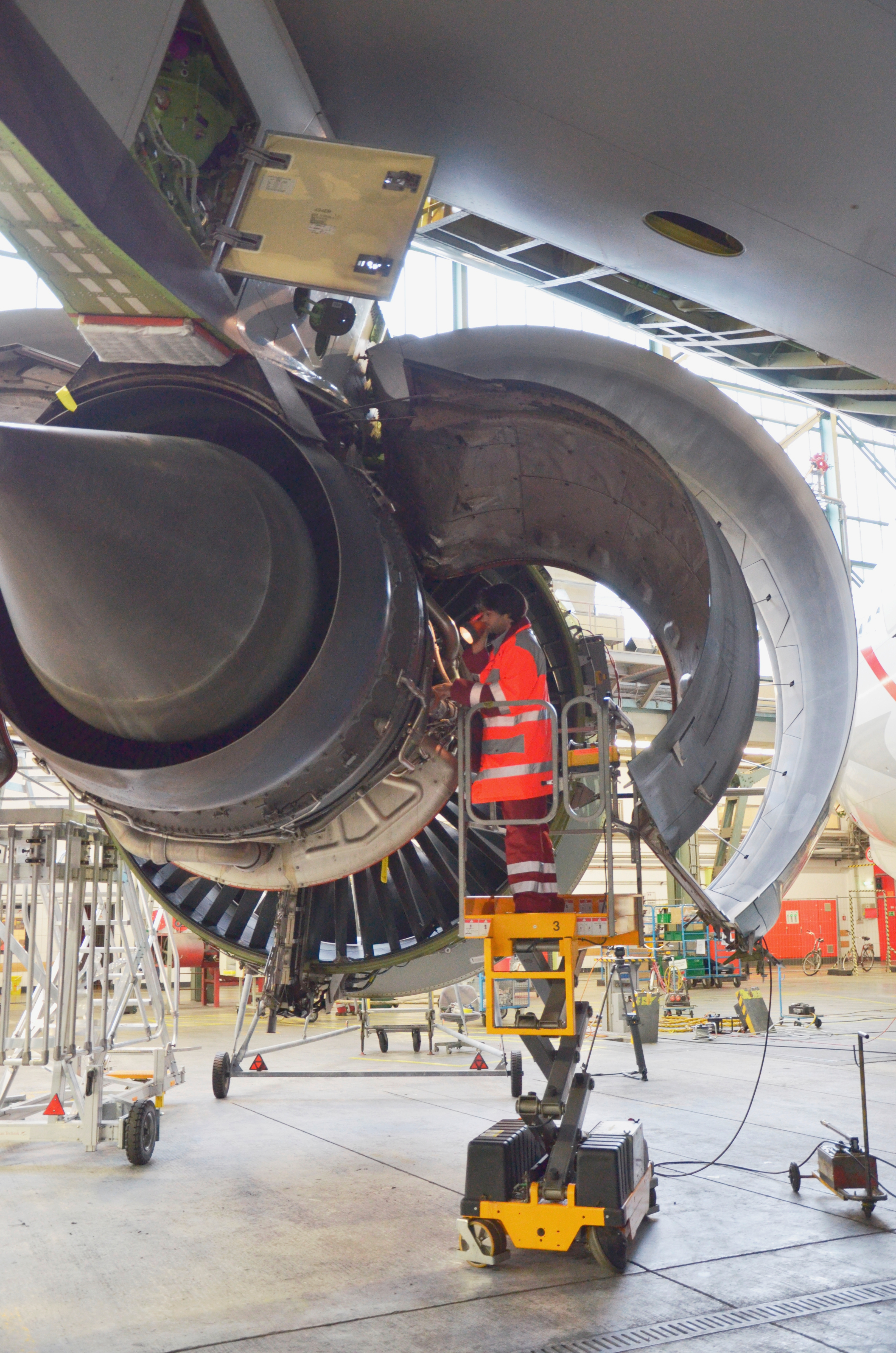 Aircraft Paint Maintenance and Manufacturing Solutions AMOVA