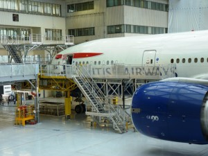 Docking Systems & Access Equipment for Aircraft Maintenance, Painting & Assembly