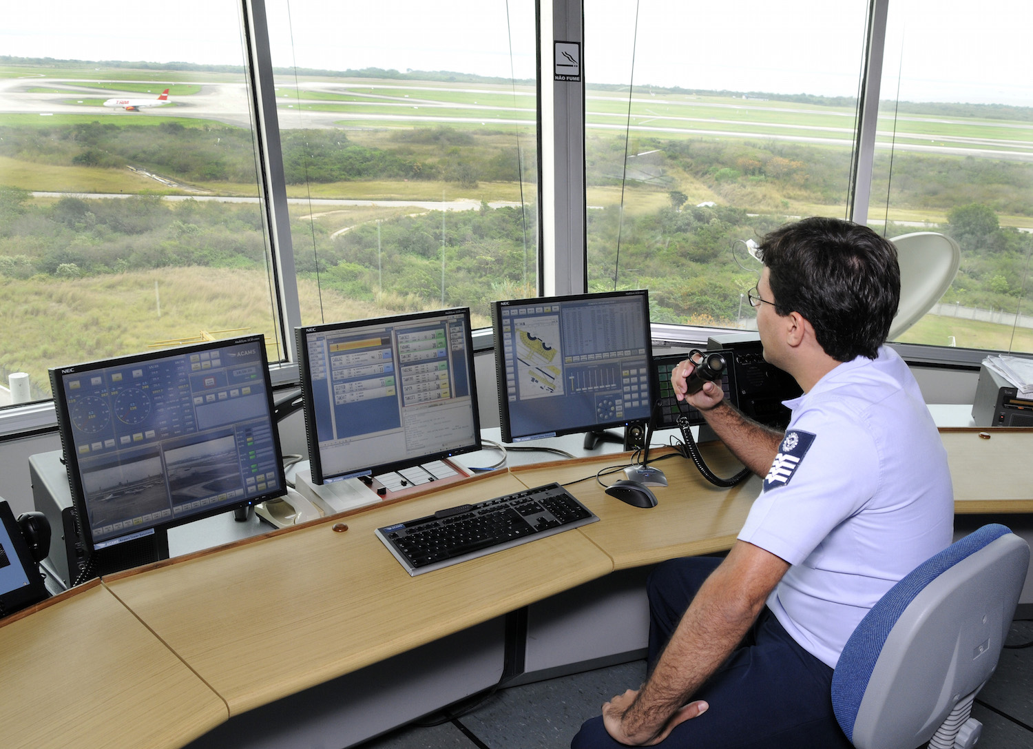 Airport Suppliers - ACAMS Airport Tower Solutions - Airport/ATC ...