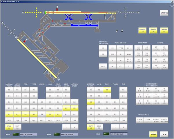 Airport Suppliers Acams Airport Tower Solutions
