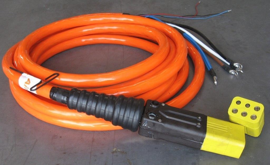 400Hz Power Cables for Airports and Cable Identification