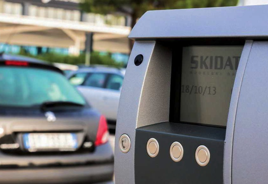 SKIDATA - Airport Parking Management / Car Park Operations and Systems