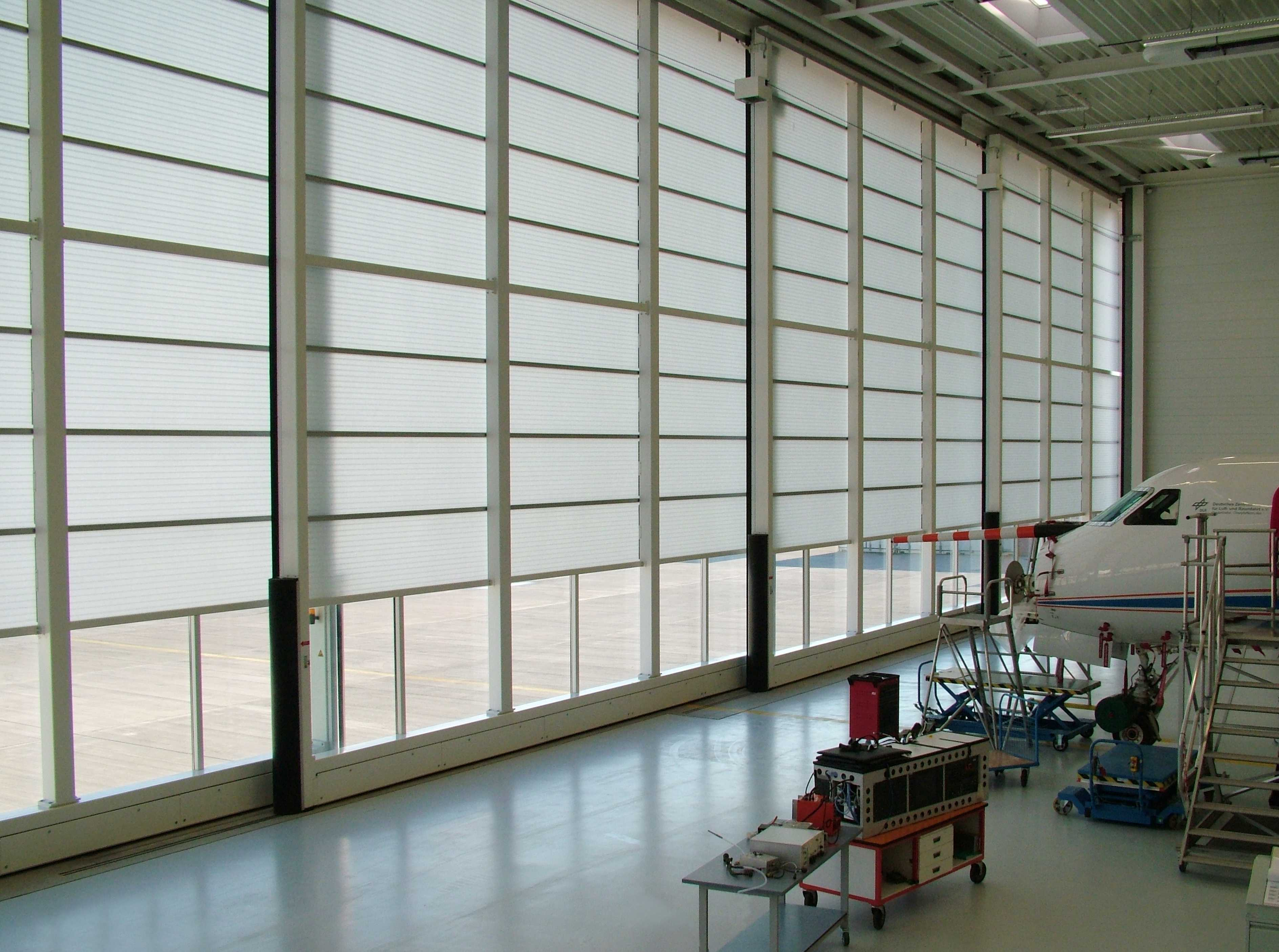Customised Aircraft Hangar Door Solutions Butzbach Gmbh
