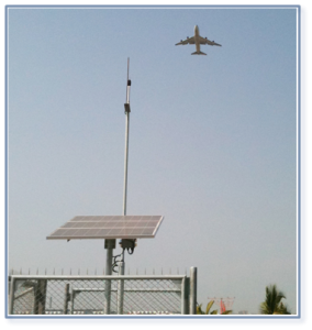 Aircraft Noise and Flight Track Monitoring Systems