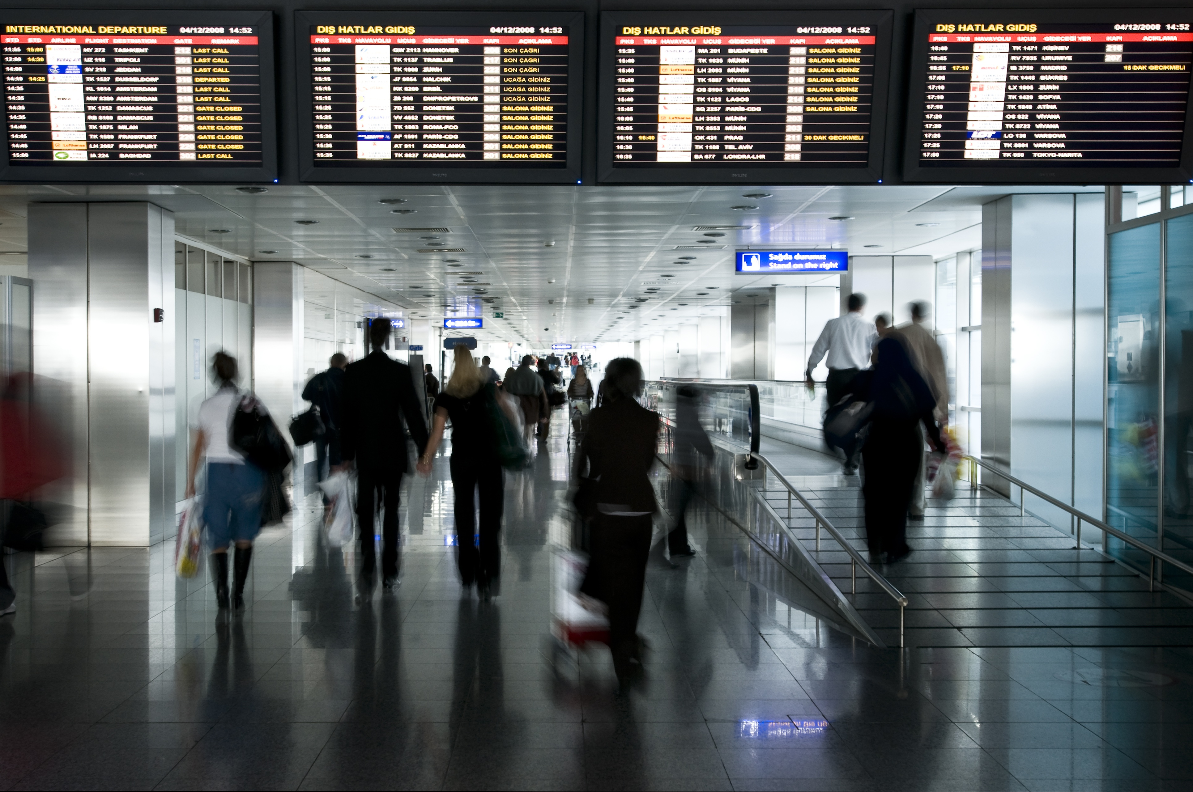 Airport Suppliers Tav Technologies Local And Global