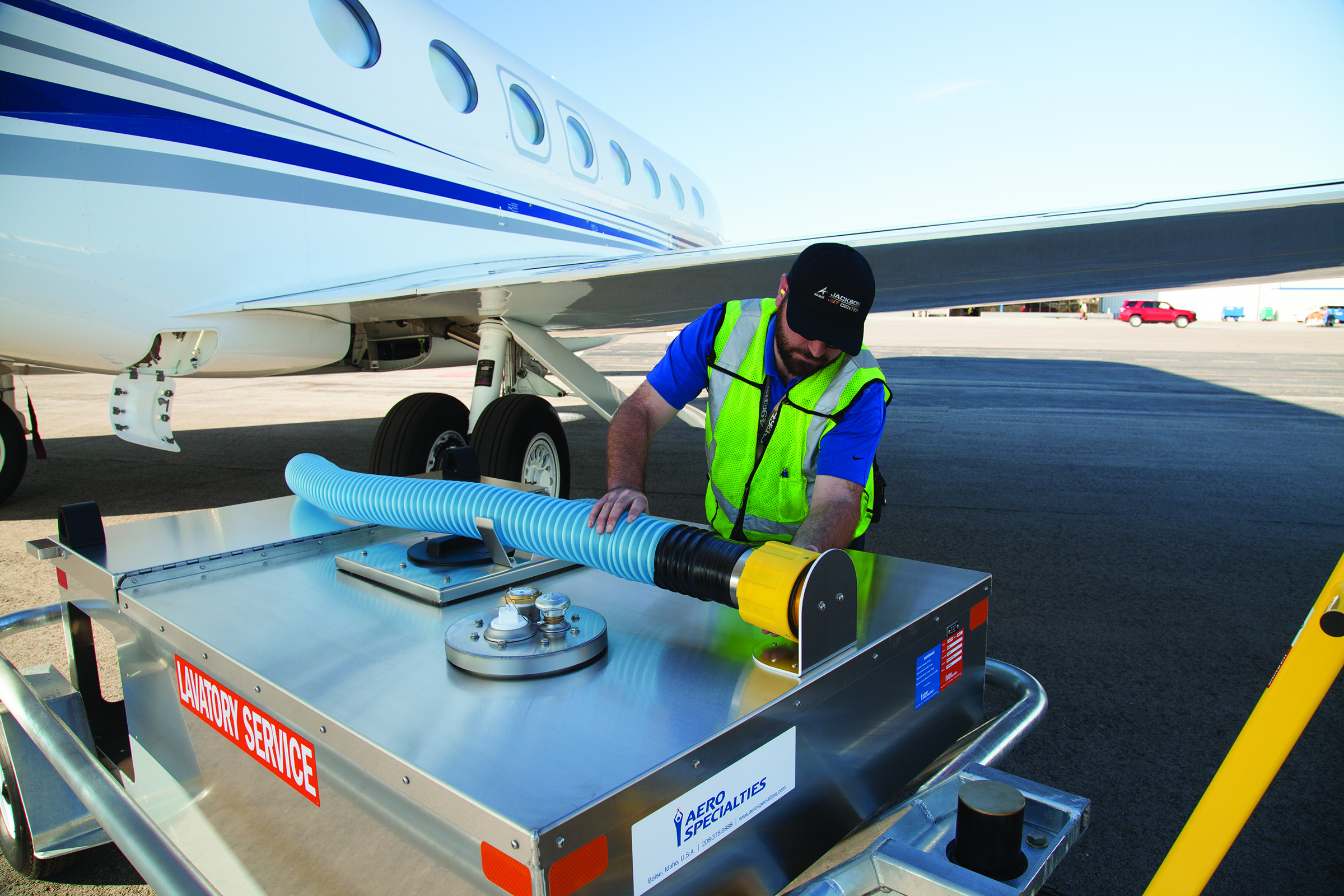 Aircraft Ground Support Equipment Aero Specialties