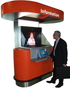 Airport Video Information Systems