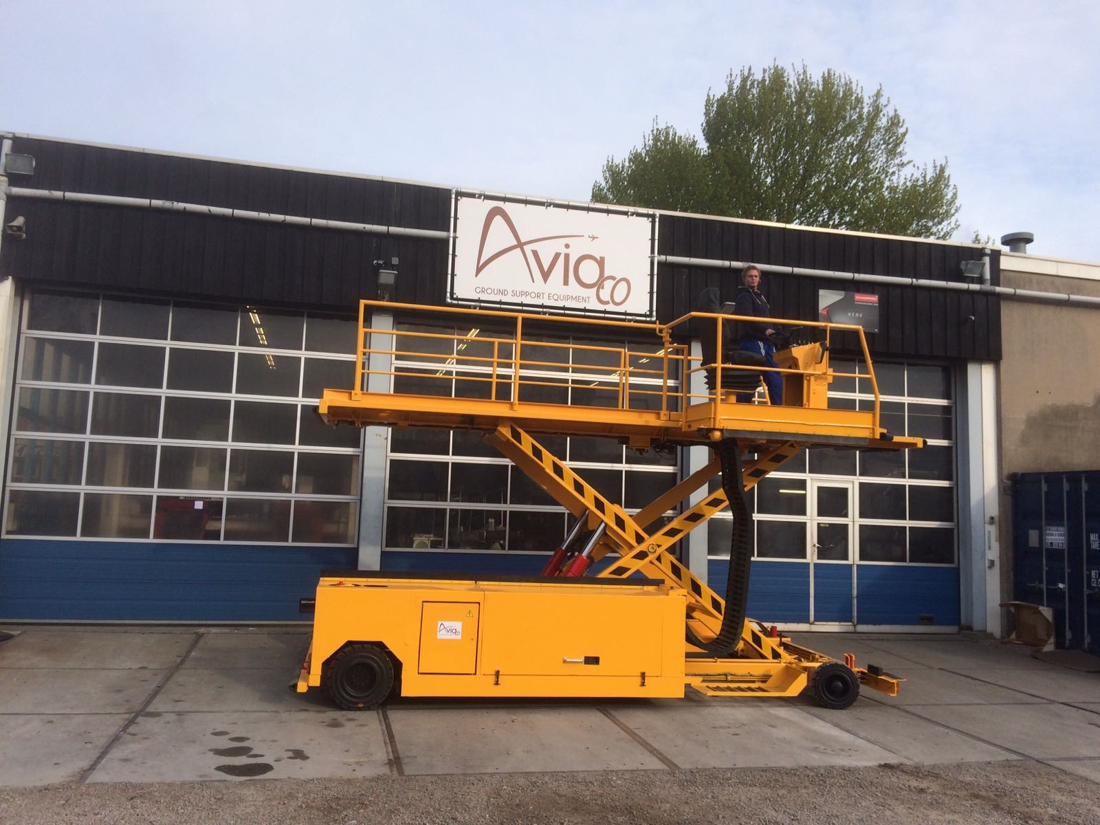 Aviaco Gse Used Ground Support Equipment Second Hand Gse