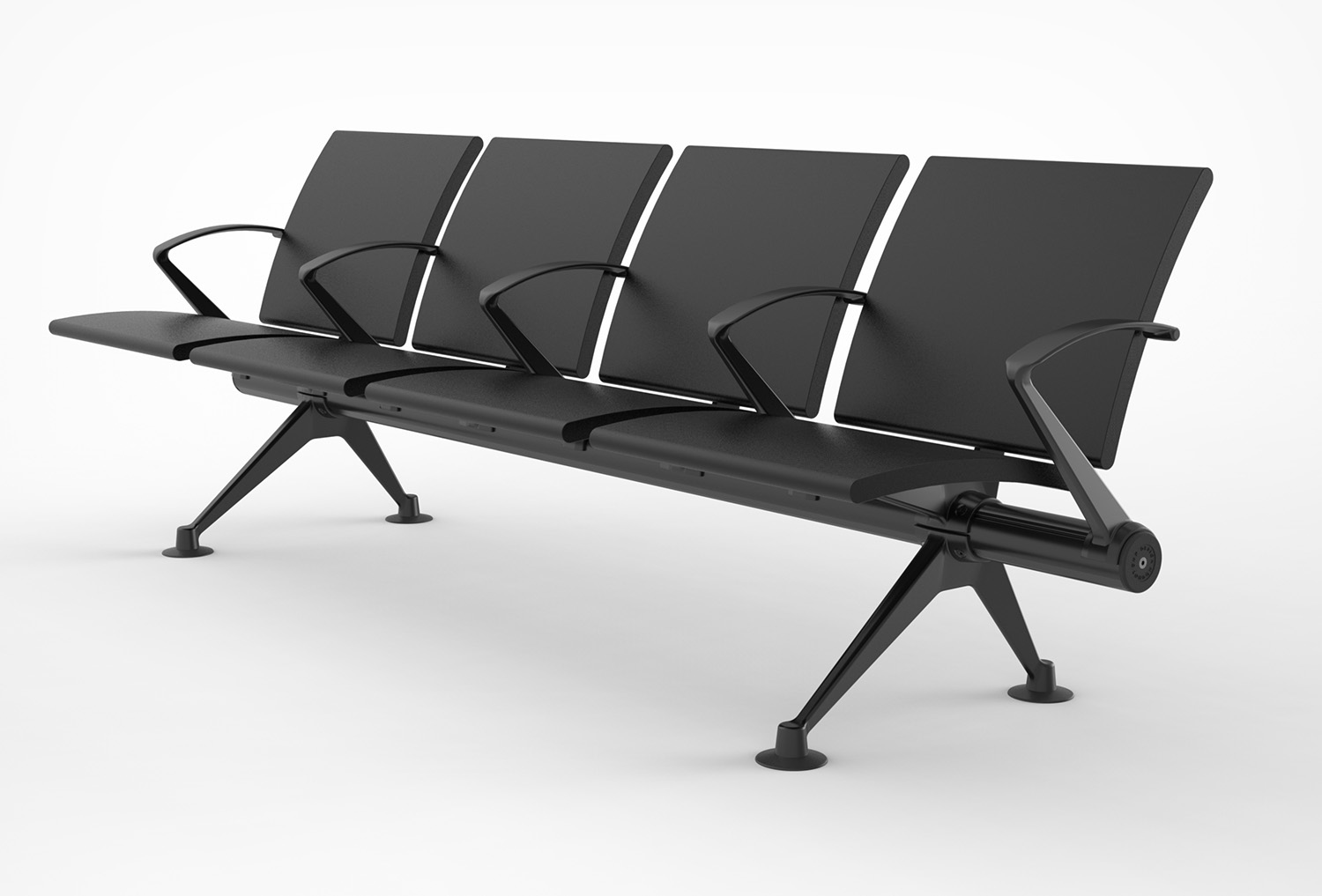 Airport Terminal Seating Systems Omk Design Ltd