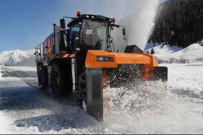 Airport Snow Clearing Aebi Schmidt Ltd