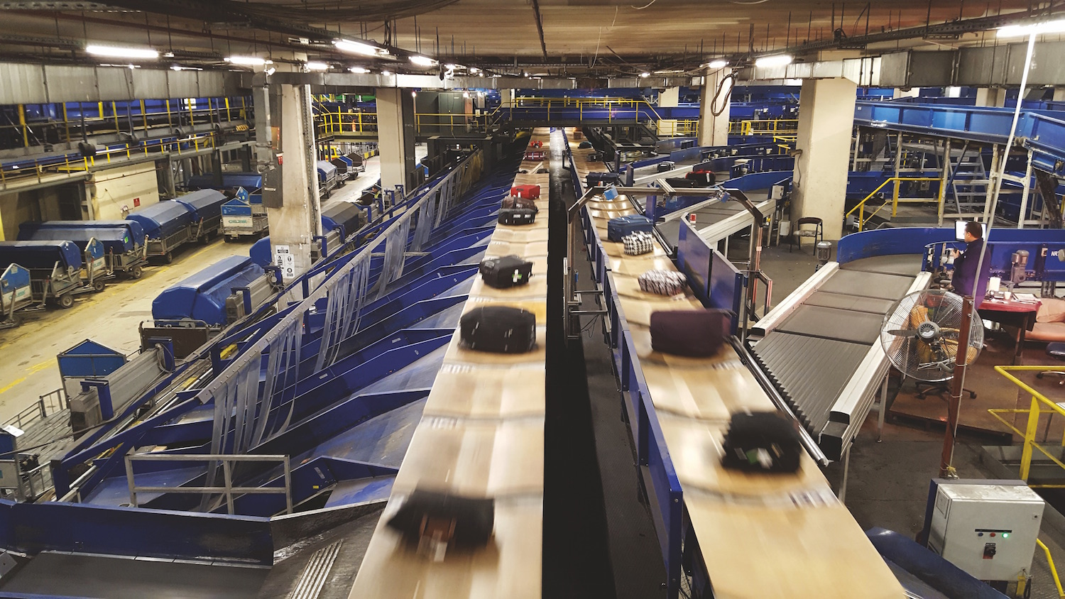 Airport Baggage Handling Systems Alstef Automation S A