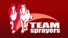 Tractor Mounted or Trailed Runway De-Icing Machinery - Team Sprayers