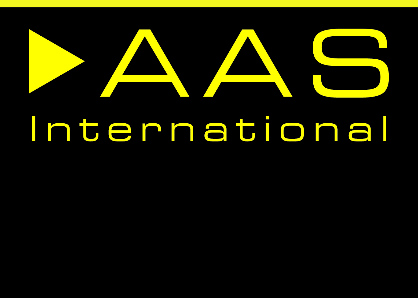 AAS International BV - Runway and Taxiway Guidance Signs