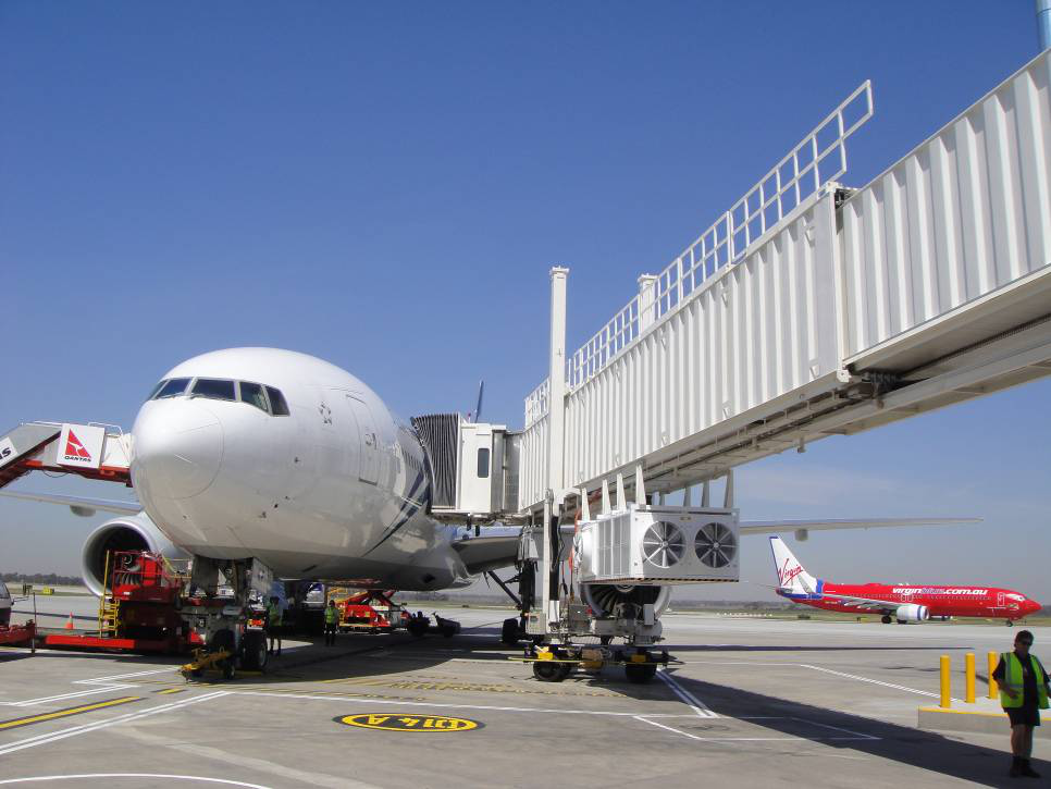Passenger Boarding Bridges Cimc Tianda Airport Suppliers
