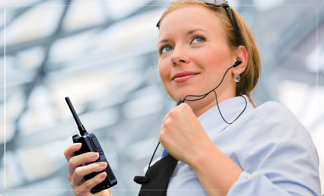 Two Way Radio Communications For Airside Icom Uk Ltd