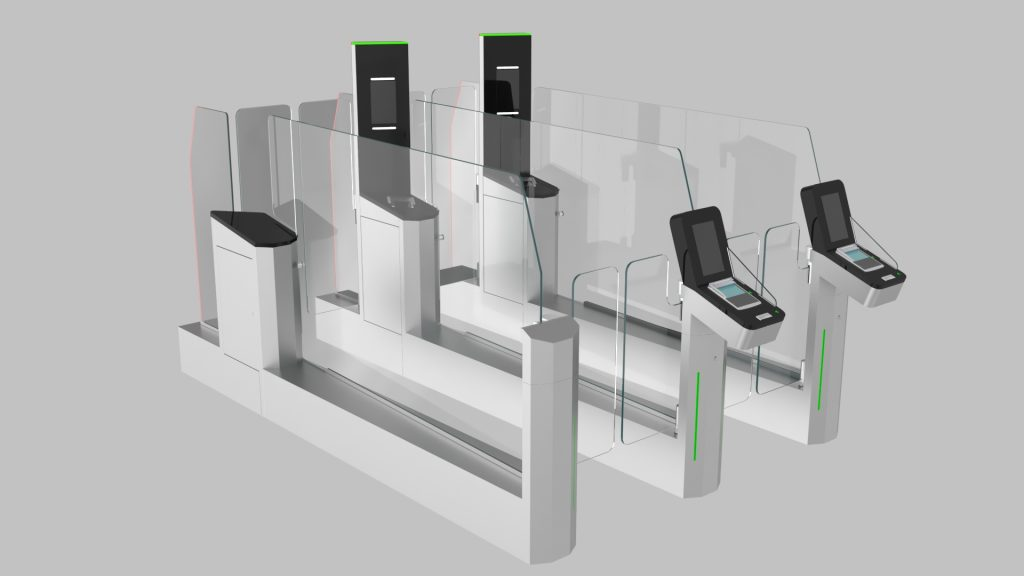 Gemalto Automated Border Control Gates