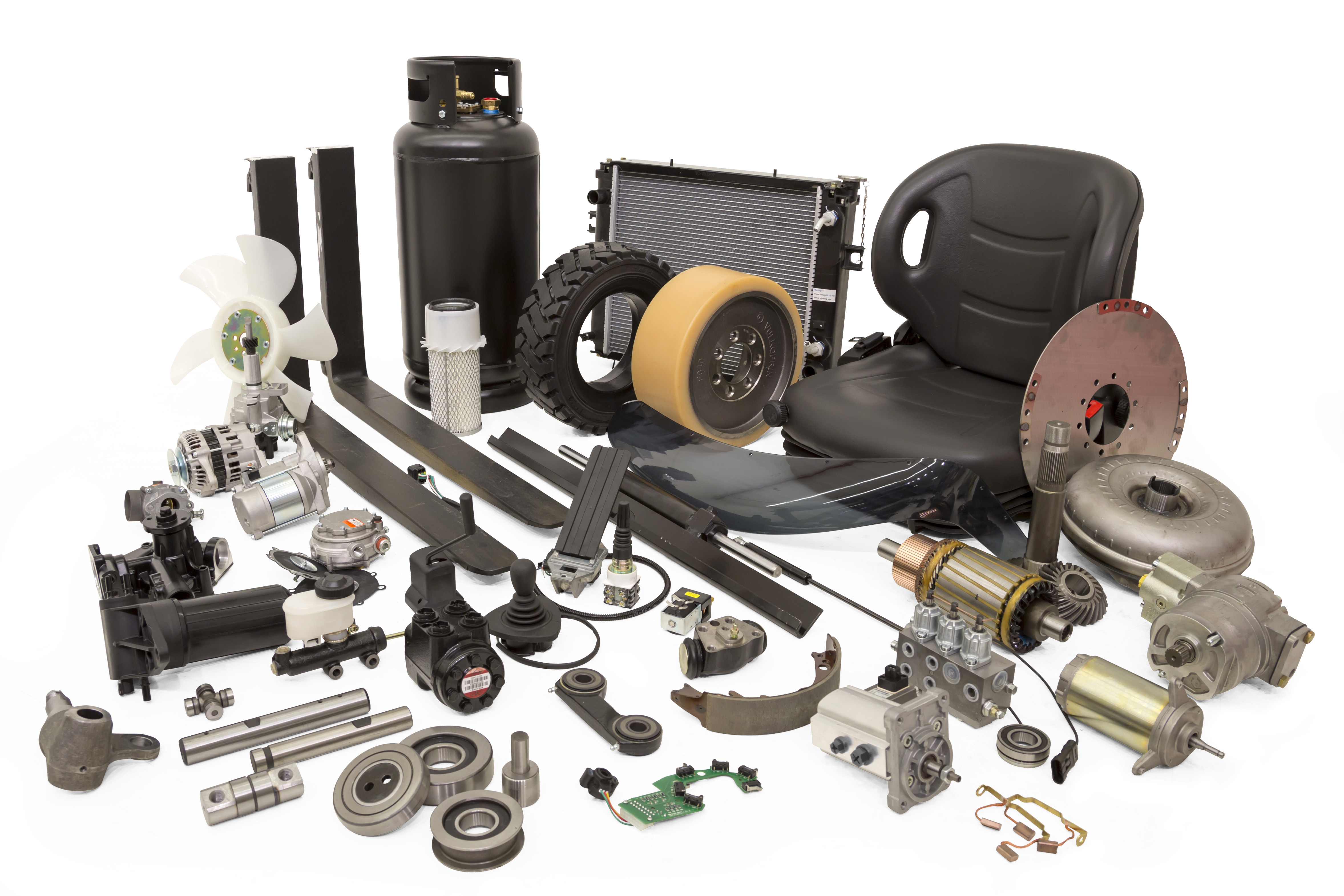 Forklift Body Parts : Airport suppliers tvh parts and accessories for ground