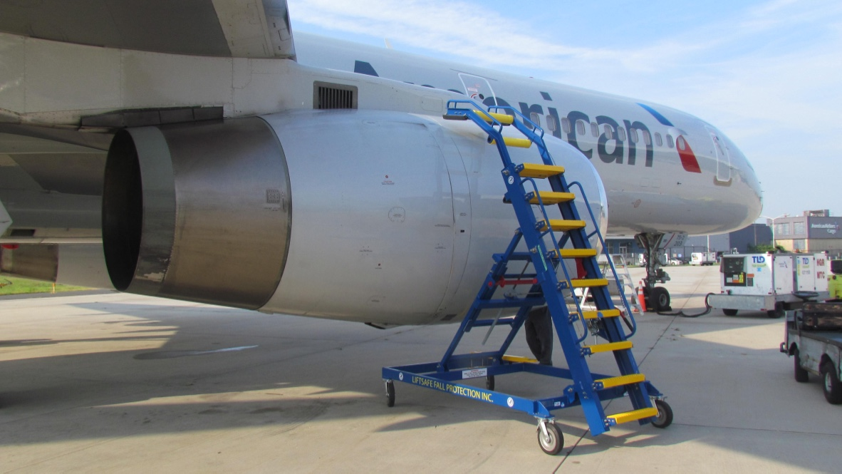Aircraft Maintenance Access Stands And Platforms Liftsafe