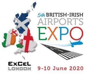 Reach 2500+ key decision makers in UK & Ireland's airport sector | LHR-STN-LGW-LCY create 4-airport Hosting Coalition | Moves to ExCel June 2020