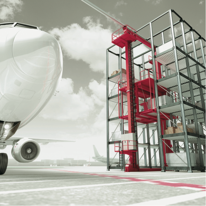 ACUNIS supplies turnkey solutions for air cargo terminals
