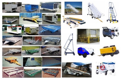 Ground Support Equipment for the Aircraft Industry