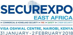 Securexpo East Africa 2018 proves popular with international security industry