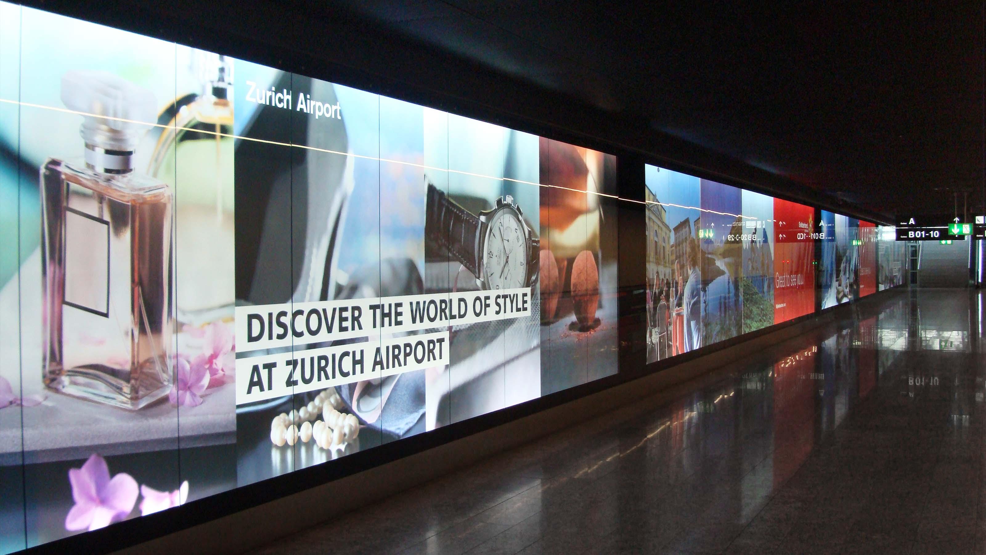 Burri Public Elements Airport Suppliers