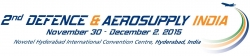2nd Defence & Aerosupply India 2015