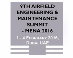 9th Airfield Engineering & Maintenance Summit - MENA 2016