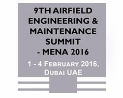 9th Airfield Engineering & Maintenance Summit