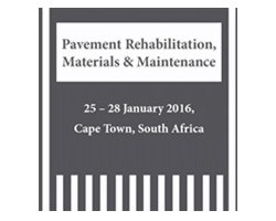 Pavement Rehabilitation, Materials and Maintenance
