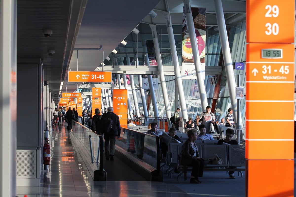 Chopin Airport pr feb 5 2016
