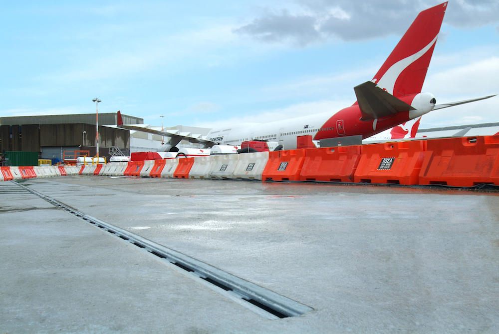 Airport Drainage Systems and Surface Water Control