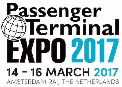 Passenger Terminal Expo 2017 logo