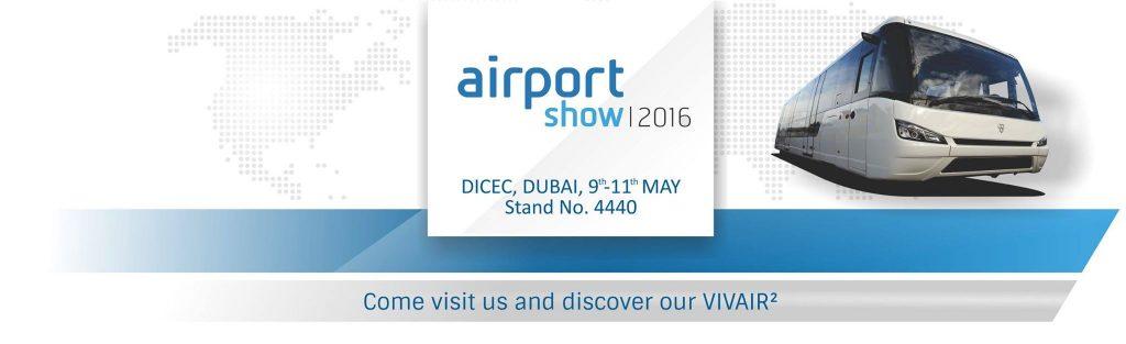 TAM Airport show dub pr