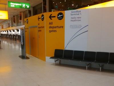 Westgate pr Heathrow
