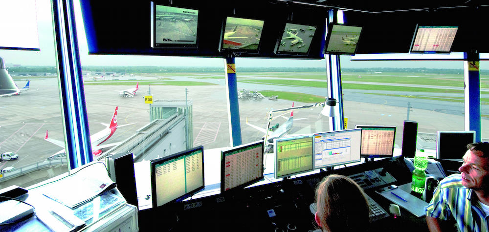 AODB System - Airport Operational Database