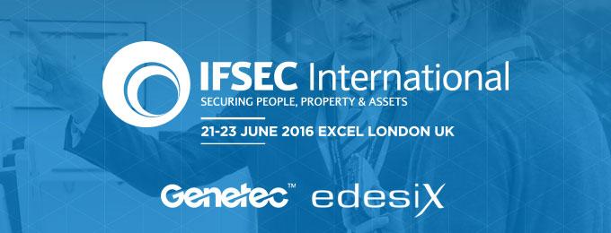 IFSEC2016 Edesix