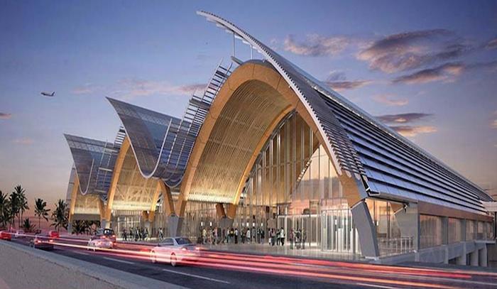 Mactan Cebu International Airport Terminal 2 Completion