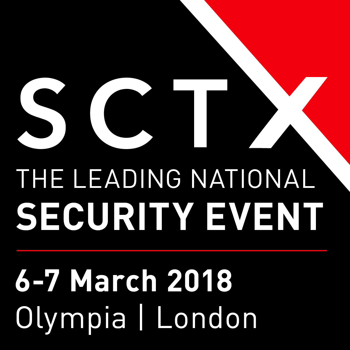 Security & Counter Terror Expo 2018