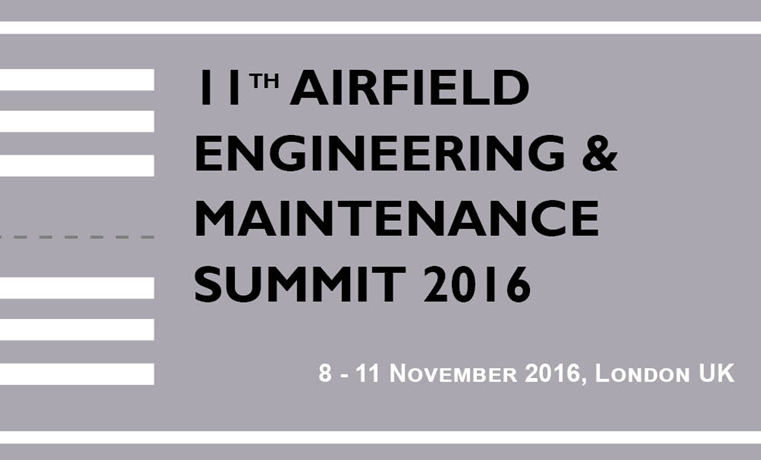11th Airfield Engineering & Maintenance Summit 2016