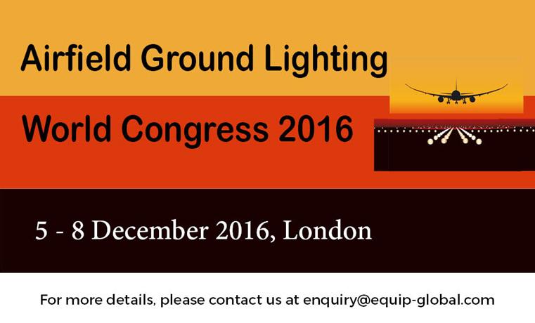 Airfield Ground Lighting World Congress 2016