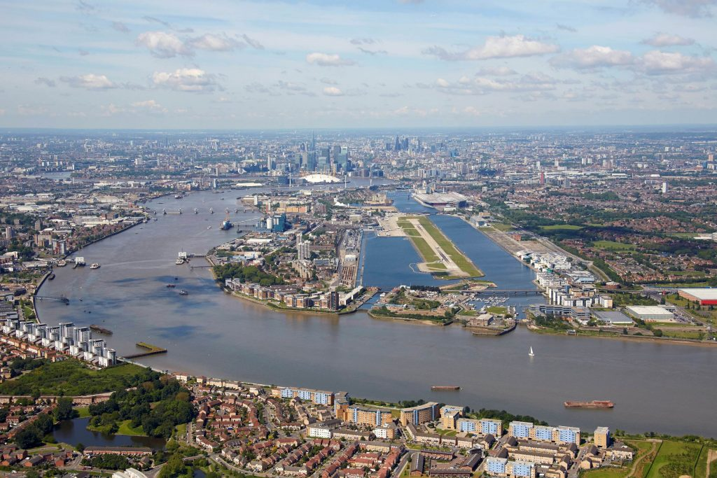 LCY aerial 1