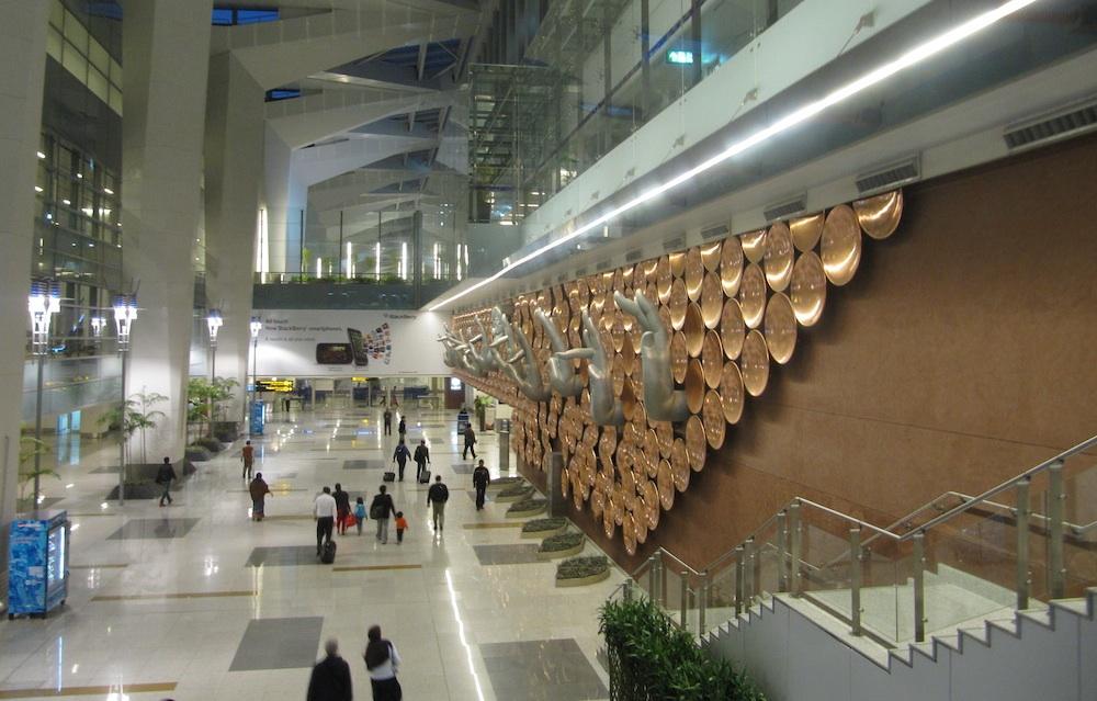 Delhi Indira Gandhi International Airport achieves carbon neutrality