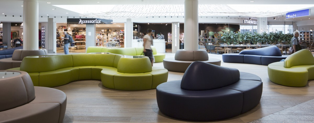 Davison Highley Airport Lounge And Seating Furniture
