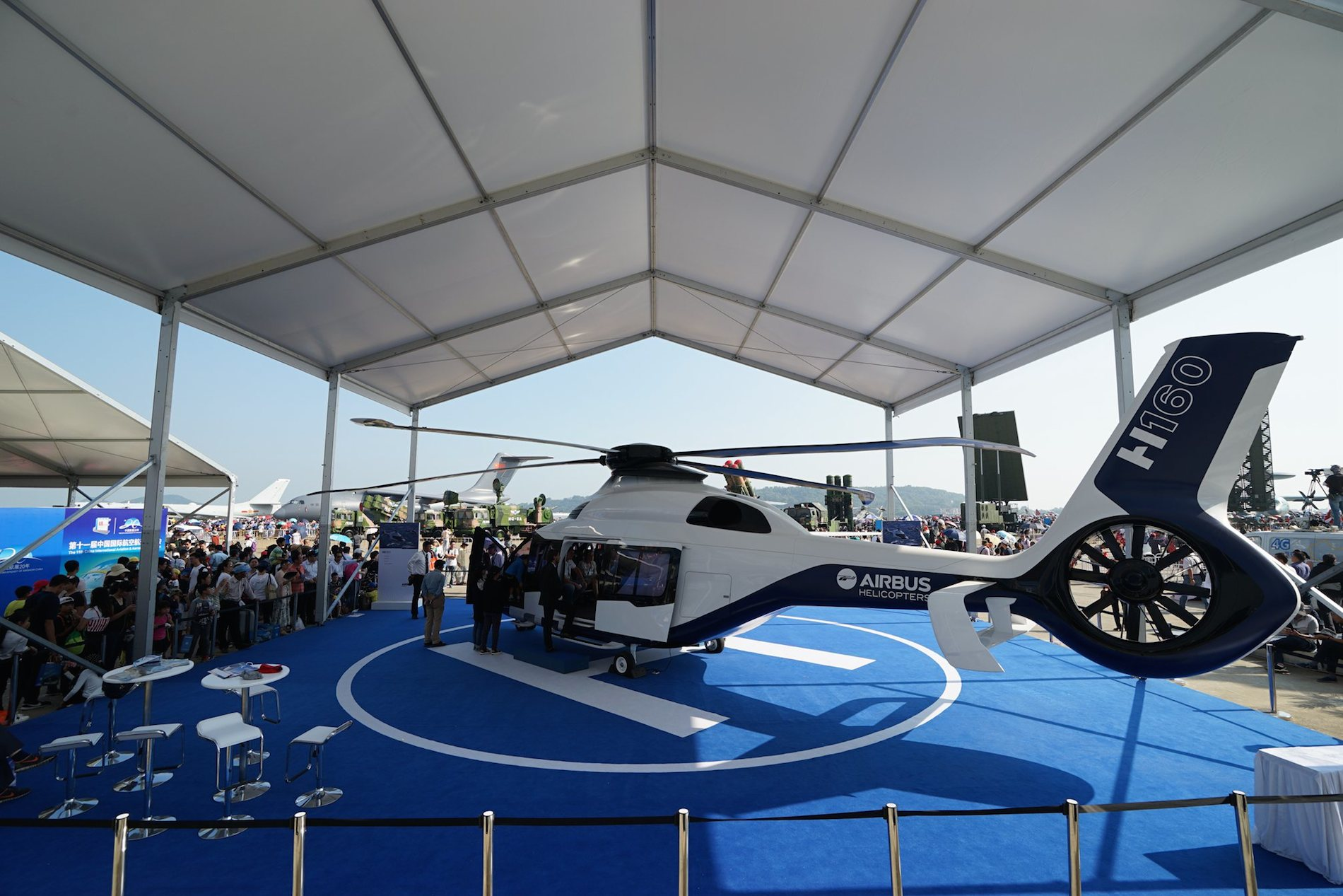 Liri Tent Technology Helicopter Hangar Tent Airport